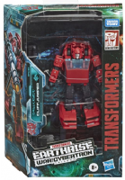 Transformers Generations Earthrise: Cliffjumper - Deluxe Class